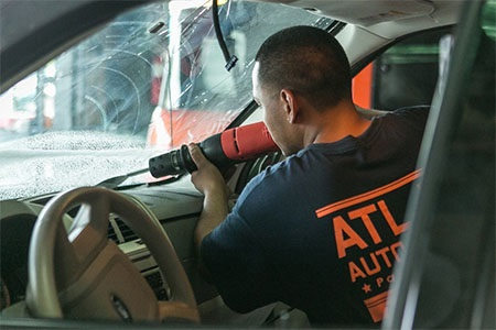 Georgetown-Texas-auto-glass-repair